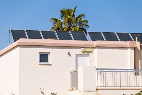 Panneaux solaire Aix